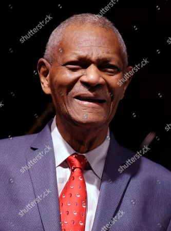 Pianist McCoy Tyner after performing at the botanical Garden Citta' Studi, in Milan, Italy. The groundbreaking and influential jazz pianist and the last surviving member of the John Coltrane Quartet, has died, his family said on. He was 81