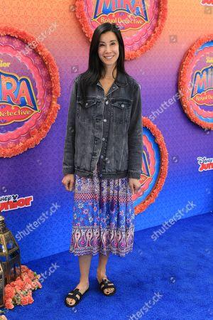 "Editorial picture of LA Premiere of ""Mira, Royal Detective"", Burbank, USA - 07 Mar 2020"