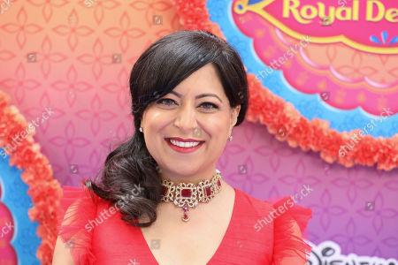 "Sonal Shah attends the LA Premiere of ""Mira, Royal Detective"" at Disney Studios, in Burbank, Calif"