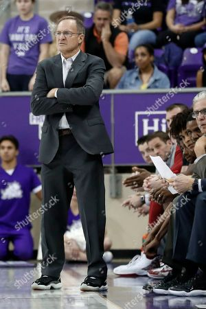 Editorial picture of Oklahoma TCU Basketball, Fort Worth, USA - 07 Mar 2020