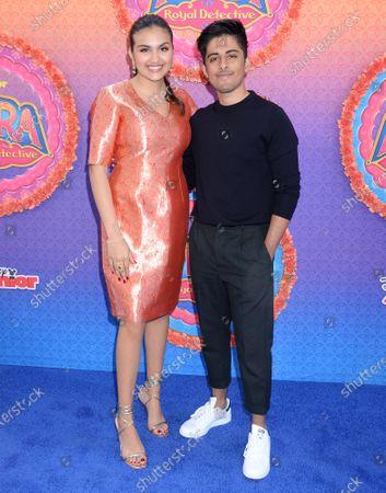 Leela Ladnier and Karan Brar