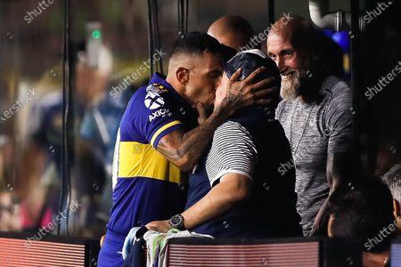 Editorial picture of Boca Juniors vs Gimnasia y Esgrima, Buenos Aires, Argentina - 07 Mar 2020