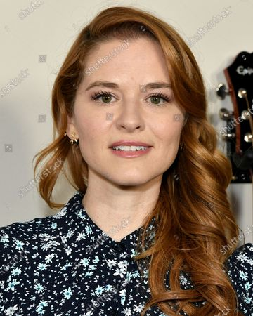 Stock Image of Sarah Drew