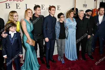 Editorial image of 'I Still Believe' special screening, Arrivals, Los Angeles, USA - 07 Mar 2020