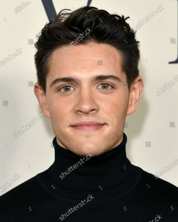 Stock Picture of Casey Cott