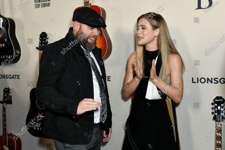 Editorial photo of 'I Still Believe' special screening, Arrivals, Los Angeles, USA - 07 Mar 2020