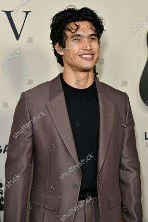 Stock Picture of Charles Melton
