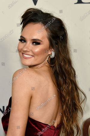 Stock Image of Madeline Carroll