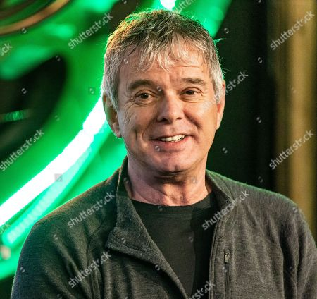 Stock Image of Jean-Jacques Burnel