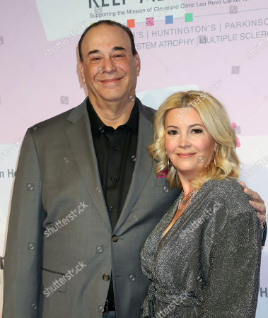 Jon Taffer and Nicole Taffer