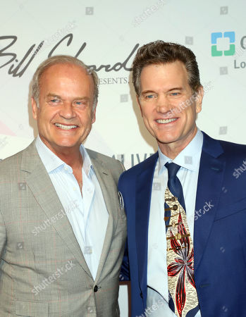 Kelsey Grammer and Chris Isaak