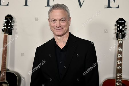 """Gary Sinise attends the LA premiere of """"I Still Believe"""" at ArcLight Hollywood, in Los Angeles"""