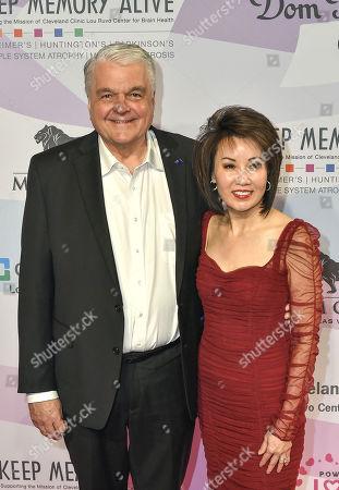 Steve Sisolak & Kathy Sisolak