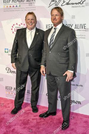 Mark Davis & Jon Gruden