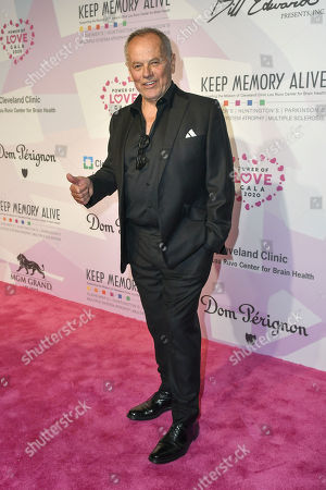 Editorial picture of 24th Annual 'Power Of Love' Gala 2020 honors Neil Diamond, Las Vegas - 07 Mar 2020
