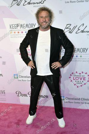 Editorial photo of 24th Annual 'Power Of Love' Gala 2020 honors Neil Diamond, Las Vegas - 07 Mar 2020