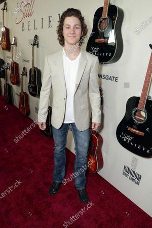 Editorial photo of 'I Still Believe' Special Screening, Los Angeles, USA - 07 Mar 2020