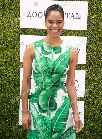 Misty Copeland attends 'A World Of Good' presented by In A Perfect World at the Four Season in Beverly Hills