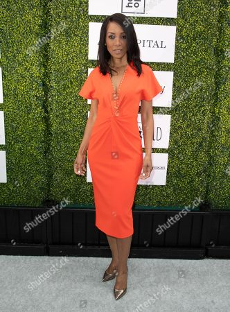 Shaun Robinson attends 'A World Of Good' presented by In A Perfect World at the Four Season in Beverly Hills