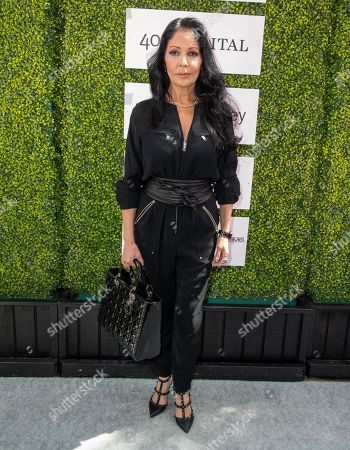 Apollonia Kotero attends 'A World Of Good' presented by In A Perfect World at the Four Season in Beverly Hills