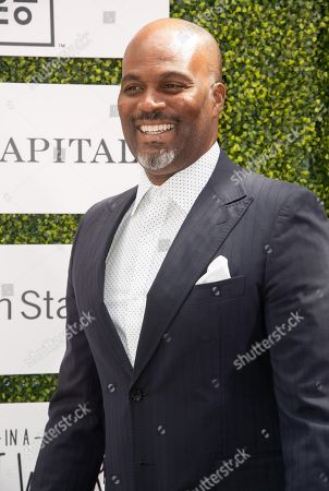 Chris Spencer attends 'A World Of Good' presented by In A Perfect World at the Four Season in Beverly Hills