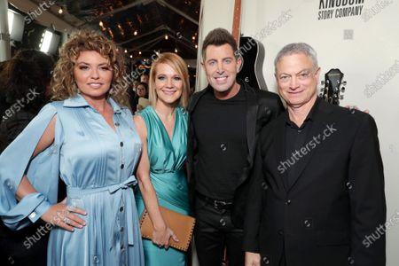 Shania Twain, Adrienne Camp, Jeremy Camp, Gary Sinise