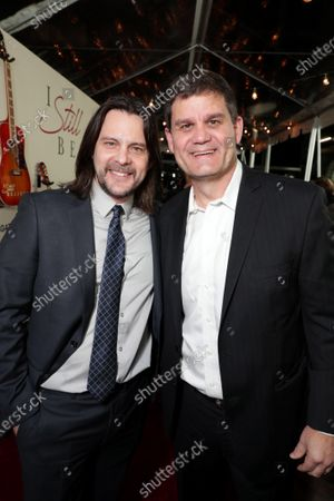 Jon Gunn, Writer, Jason Constantine, President of Acquisitions and Co-Productions, Lionsgate Motion Picture Group,