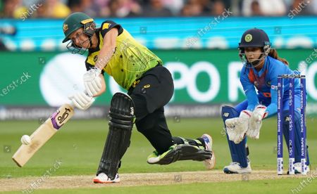 Editorial photo of Cricket Womens T20 World Cup final - Australia vs India, Melbourne - 08 Mar 2020