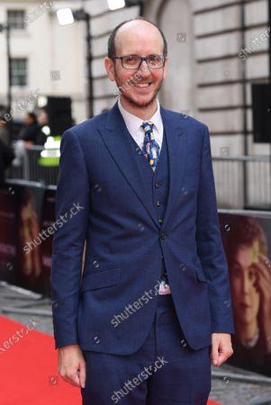 Editorial image of 'Radioactive' film premiere, London, UK - 08 Mar 2020