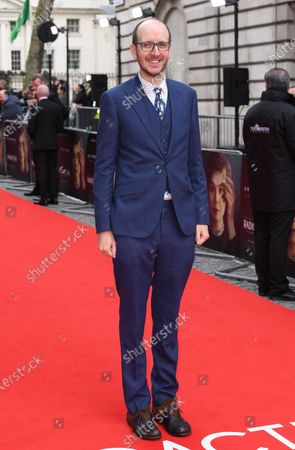 Editorial picture of 'Radioactive' film premiere, London, UK - 08 Mar 2020
