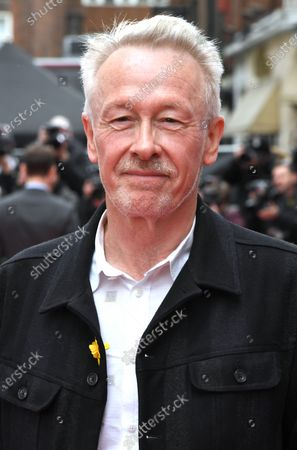 Stock Image of Paul Webster