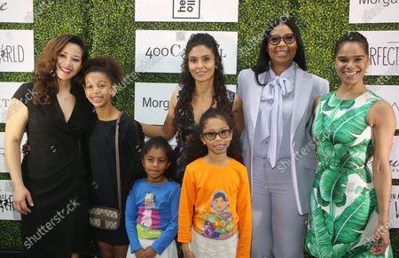 Manuela Testolin, Cookie Johnson, Misty Copeland, LaTanya Richardson,