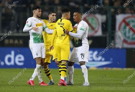 Editorial picture of Football: Germany, 1. Bundesliga, M?nchengladbach - 07 Mar 2020
