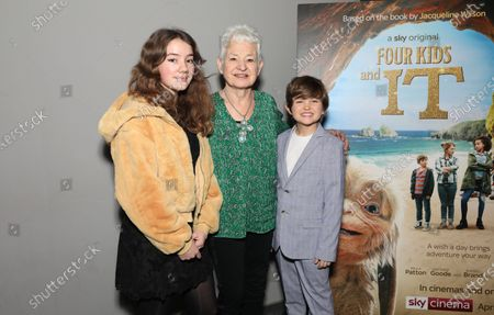 Editorial picture of 'Four Kids and It' film premiere, London, UK - 08 Mar 2020