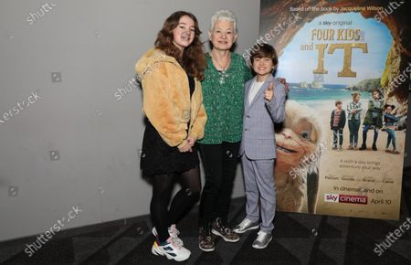 Editorial image of 'Four Kids and It' film premiere, London, UK - 08 Mar 2020