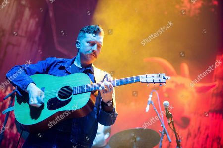 Editorial photo of Sturgill Simpson and Tyler Childers in Concert - , Duluth, USA - 07 Mar 2020