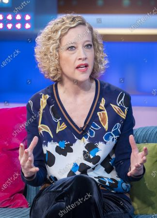 Stock Photo of Cathy Newman