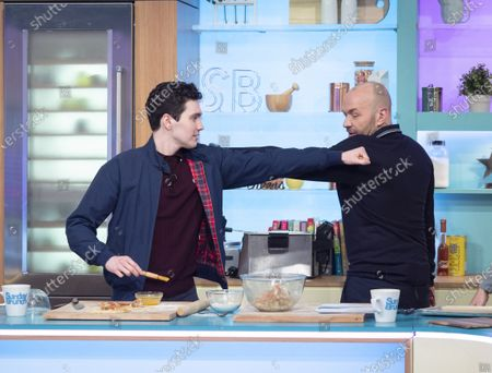 Jack Rowan and Simon Rimmer