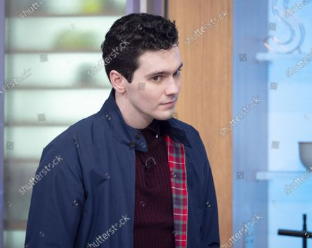 Stock Image of Jack Rowan