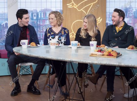 Editorial photo of 'Sunday Brunch' TV show, London, UK - 08 Mar 2020