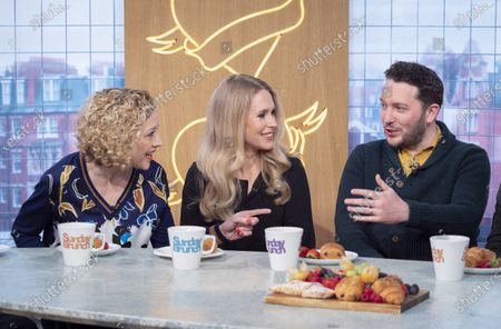 Editorial picture of 'Sunday Brunch' TV show, London, UK - 08 Mar 2020
