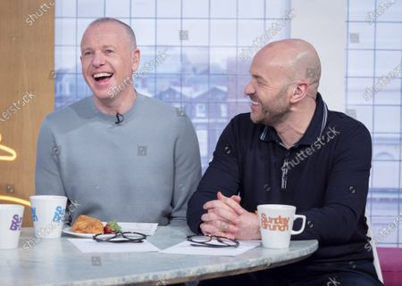 Editorial image of 'Sunday Brunch' TV show, London, UK - 08 Mar 2020