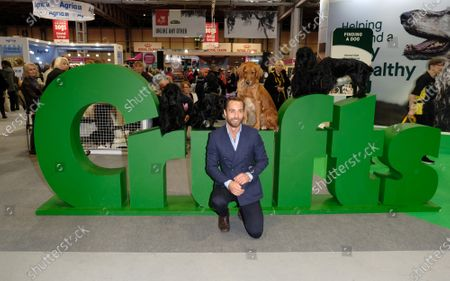 James Middleton at day 4 of Crufts 2020 held at the NEC Birmingham.