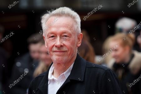Stock Picture of Paul Webster attends the UK premiere of 'Radioactive' at Curzon Mayfair in London, Britain, 08 March 2020, on International Women's Day. The movie celebrates the pioneering work of the Polish scientist Marie Curie and will be released in British cinemas on 20 March 2020.