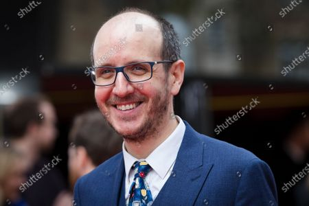 Stock Picture of English screenwriter Jack Thorne attends the UK premiere of 'Radioactive' at Curzon Mayfair in London, Britain, 08 March 2020, on International Women's Day. The movie celebrates the pioneering work of the Polish scientist Marie Curie and will be released in British cinemas on 20 March 2020.