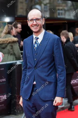 English screenwriter Jack Thorne attends the UK premiere of 'Radioactive' at Curzon Mayfair in London, Britain, 08 March 2020, on International Women's Day. The movie celebrates the pioneering work of the Polish scientist Marie Curie and will be released in British cinemas on 20 March 2020.