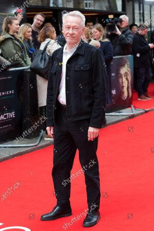 Paul Webster attends the UK premiere of 'Radioactive' at Curzon Mayfair in London, Britain, 08 March 2020, on International Women's Day. The movie celebrates the pioneering work of the Polish scientist Marie Curie and will be released in British cinemas on 20 March 2020.