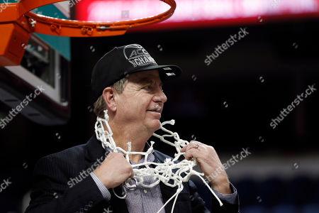 Editorial image of Florida State NC State Basketball, Greensboro, USA - 08 Mar 2020