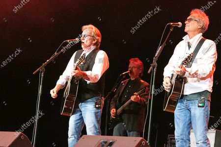 America - Dewey Bunnell and Gerry Beckley