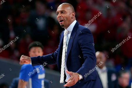 Editorial picture of Memphis Basketball, Houston, USA - 08 Mar 2020